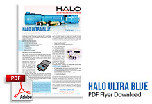 PDF Flyer HALO ULTRA BLUE
